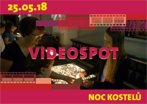 Videospot Noci kostelů